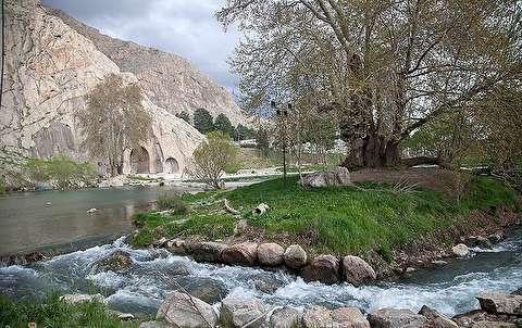 تعطیلی مراکز تاریخی و گردشگری کرمانشاه در پی شیوع کرونا