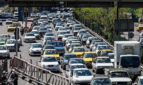 تهران پس از تعطیلات نوروزی