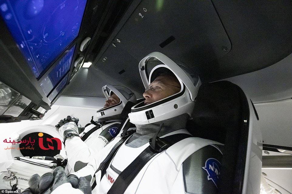 جزئیات نخستین انتقال فضانورد به ایستگاه فضایی از خاک آمریکا