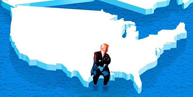 وقتی ترس قدرتهای جهانی از آمریکای قلدر ترامپ میریزد