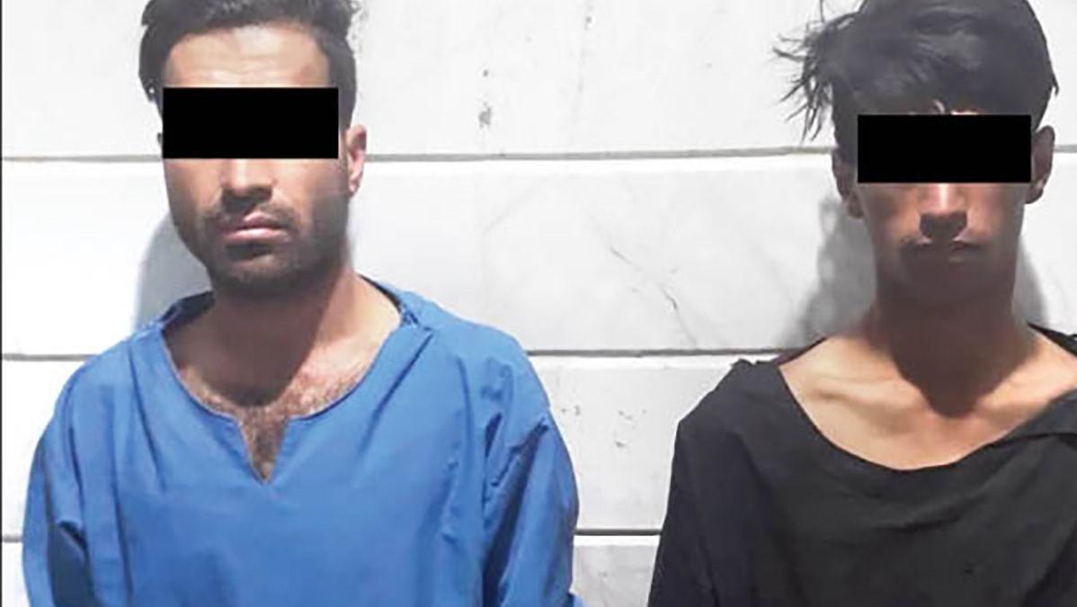 زن خائن معشوقه اش را سراغ شوهر بی نوا فرستاد / کلیک واتس آپی یک جنایت در مشهد! + عکس