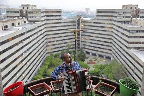 کنسرتهای خانگی تکنفره در تهران