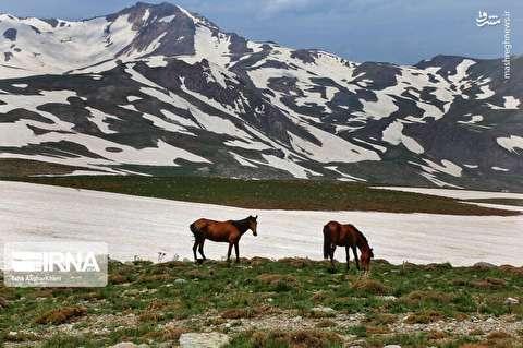 طبیعت کوهستانی ارومیه
