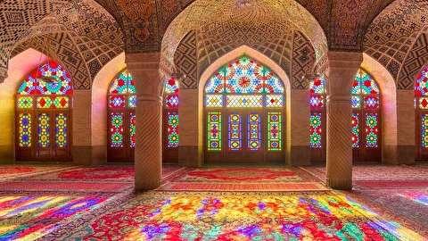 زیباترین بناهای شیشه رنگی جهان