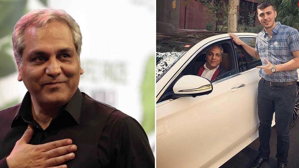 عکس دیده نشده از مهران مدیری در خودرو لاکچری اش+بیوگرافی