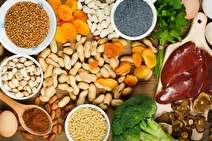 درمان کم خونی با این خوراکی های طبیعی
