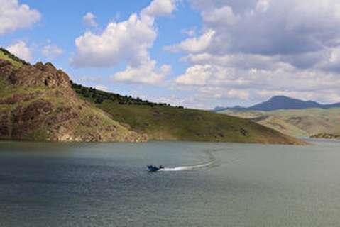 سرریز شدن سد «وحدت» کردستان
