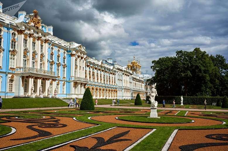 بازگشایی مجدد کاخ موزه زیبا در سنت پترزبورگ