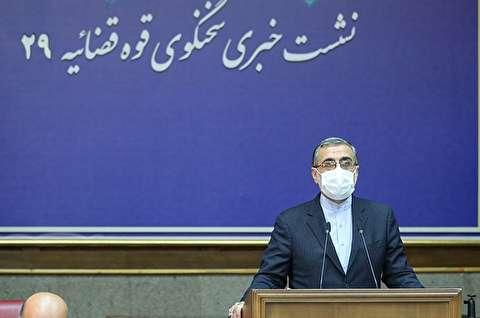 اسماعیلی:تایید حکم اعدام ۳ نفر در ارتباط با حوادث آبان ماه