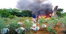 سقوط هواپیمای اتحادیه آفریقا در سومالی