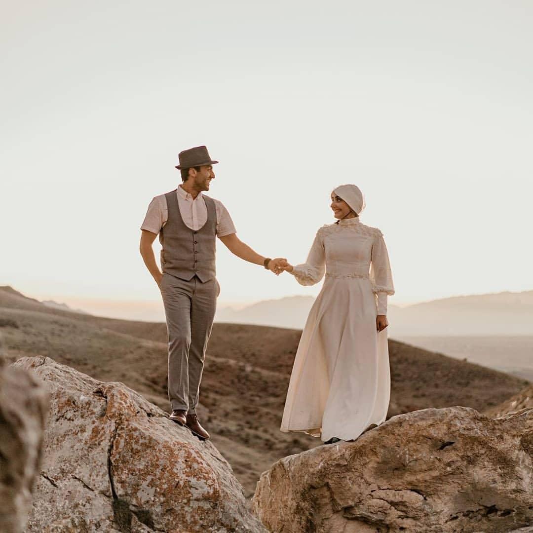 عکسهای ۲ نفره ازدواج پسر فاطمه گودرزی و عروسش لو رفت +  بیوگرافی وعکس