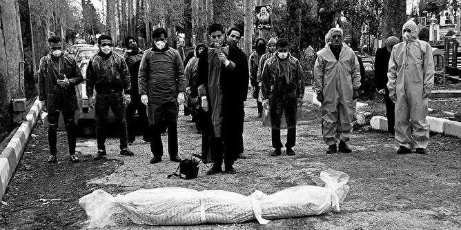 رکورد تازه مرگ و میر کرونایی در ایران: ۱۶۲ نفر در ۲۴ ساعت
