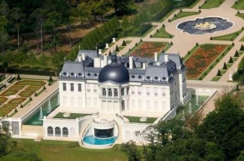 گرانترین خانه جهان متعلق به محمد بن سلمان