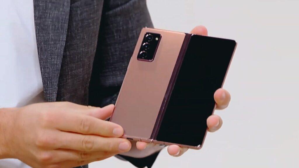 گوشی Galaxy Z. Fold ۲؛ چشم اندازی به سوی آینده