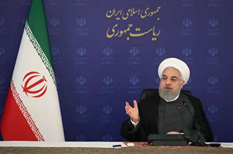 سخنان روحانی در جلسه ستاد ملی مقابله با کرونا + صوت