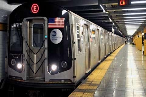 فرار مردم آمریکا از پرداخت کرایه مترو + فیلم