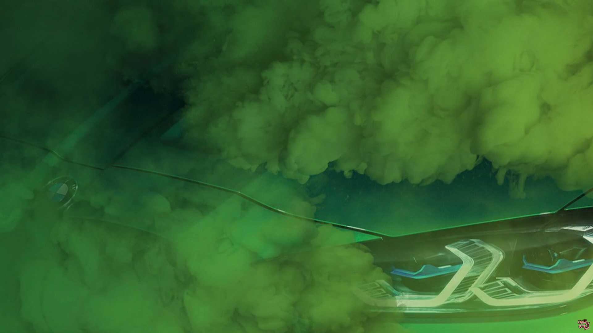 انتشار تصاویری از ب. ام و ام ۳ جدید در هالهای از دود، ۵ روز قبل از رونمایی رسمی!