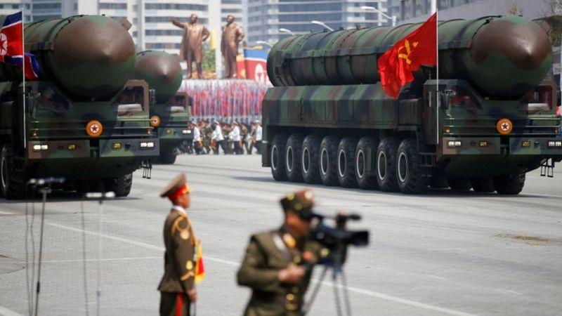از موشک قاره پیمای جدید کره شمالی چه میدانیم؟
