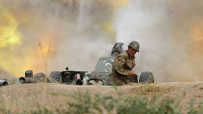 دهها کشته و مجروح نتیجه افزایش شدت درگیری ها در قرهباغ