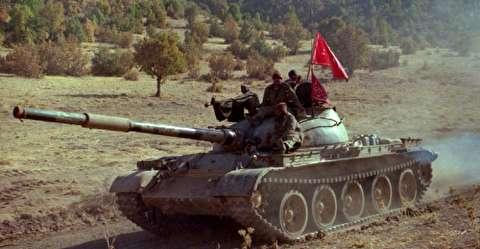 مقایسه تسلیحات ایران و عراق در جنگ تحمیلی+ فیلم