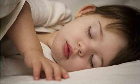 چرا کودکان به آسانی نمی خوابند؟