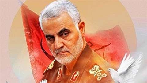 تاریخچه فعالیتهای نظامی شهید سلیمانی در کشور + فیلم