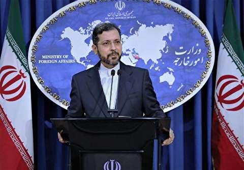 خطیبزاده: بین ایران و آمریکا مذاکرهای نبوده، نیست و نخواهد بود /آمادگی ایران برای میانجگری بین ارمنستان و آذربایجان