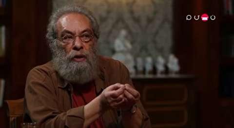 عذرخواهی مسعود فراستی بابت یک سوتی لفظی +فیلم
