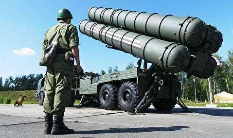 تمرین با S۴۰۰ و سیستم ضد هوایی در آستاراخان روسیه + فیلم