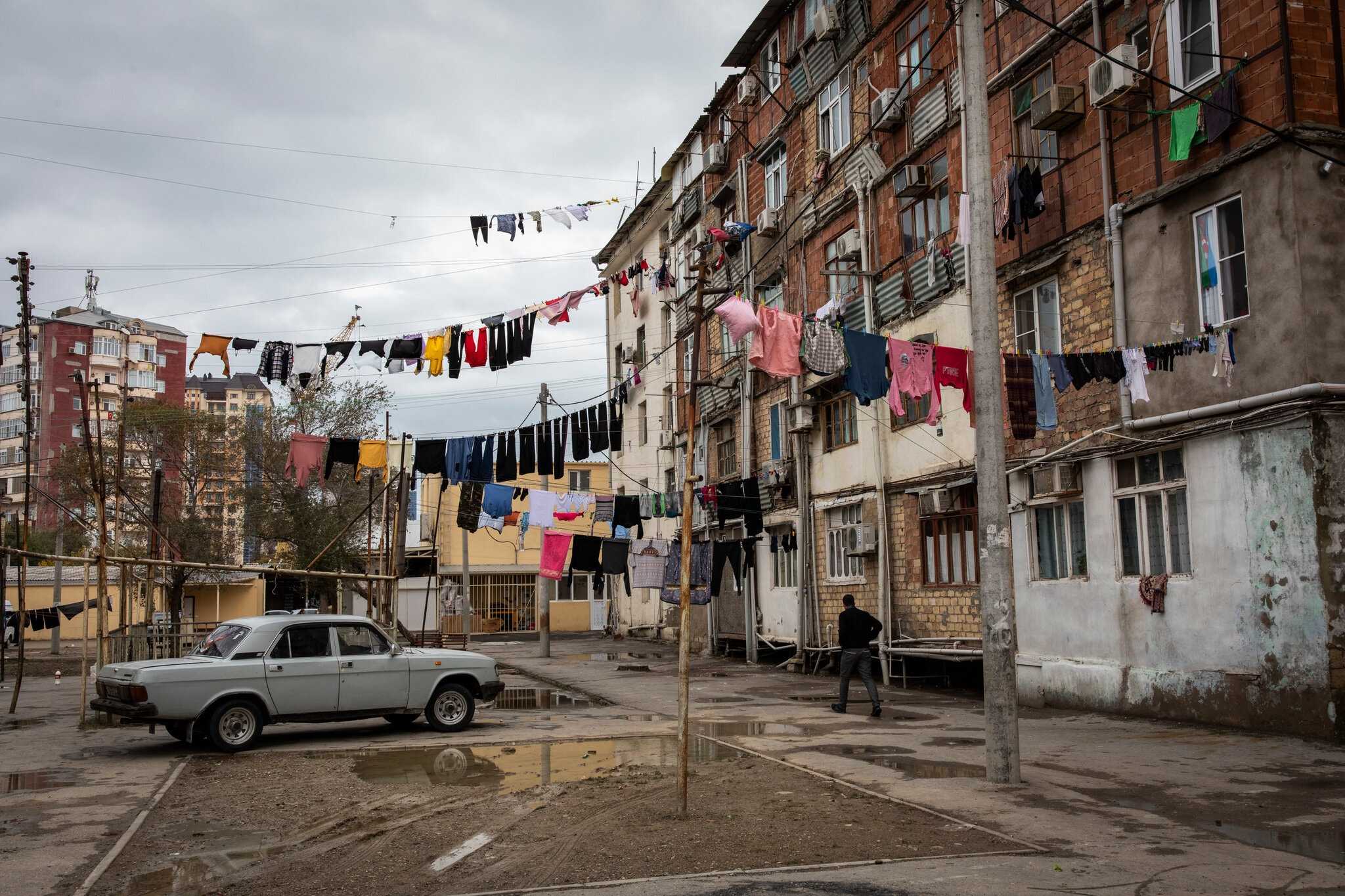 جنگ قره باغ؛ روایت مردم عادی از غمها و شادیها