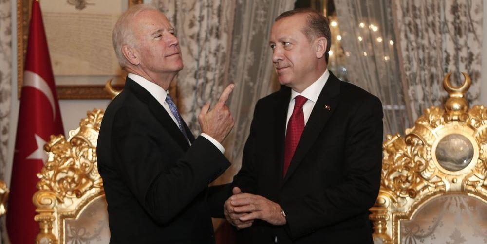 جو بایدن بلندپروازیهای ترکیه را محدود میکند؟