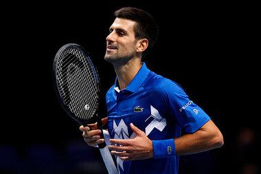 چهره ۴ تنیسور برتر تور ATP لندن مشخص شد