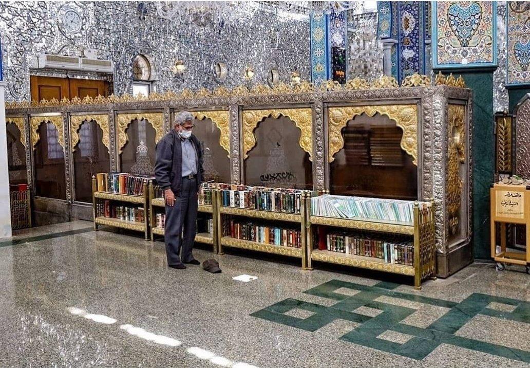 سردار قاآنی فرمانده نیروی قدس سپاه بدون پوشش نظامی + عکس