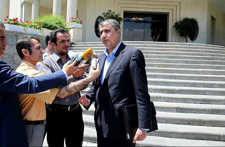 خبر خوش برای افغانیهای مقیم ایران/ اسلامی: راهآهن ایران - افغانستان افتتاح میشود