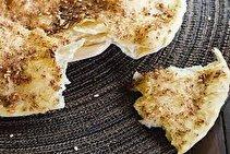 طرز تهیه نان زعتر + فیلم
