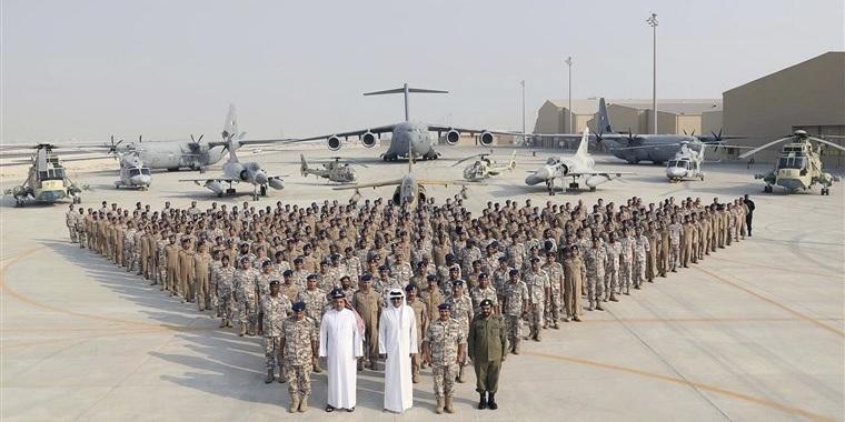 قطر قدرت نظامی تازه غرب آسیا میشود؟
