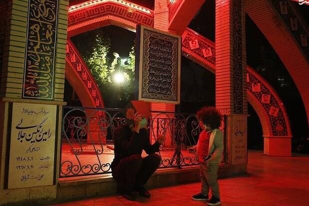 حال و هوای احیای شب نوزدهم رمضان در تهران