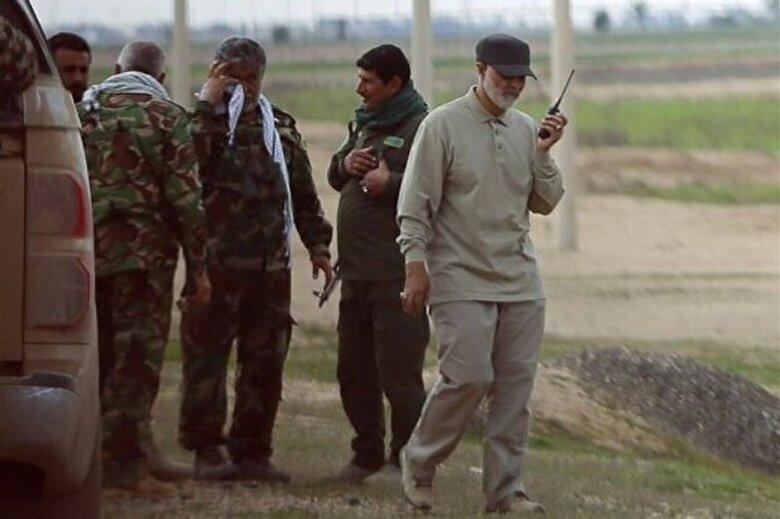 حاج قاسم چگونه اربیل را از محاصره داعش نجات داد! + فیلم