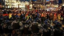 دستگیری بیش از 1400 تن در تظاهرات حمایت از ناوالنی در روسیه