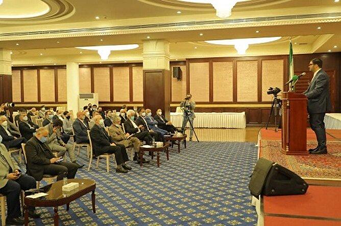 درخواست صنعتگران، بازرگانان و اصناف برای کاندیداتوری سید ابراهیم رئیسی: برای نجات صنعت و اقتصاد بهپا خیزید+فیلم
