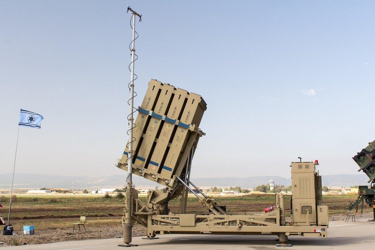 آزمون دشوار «گنبد آهنین» در برابر موشکباران شدن تلآویو