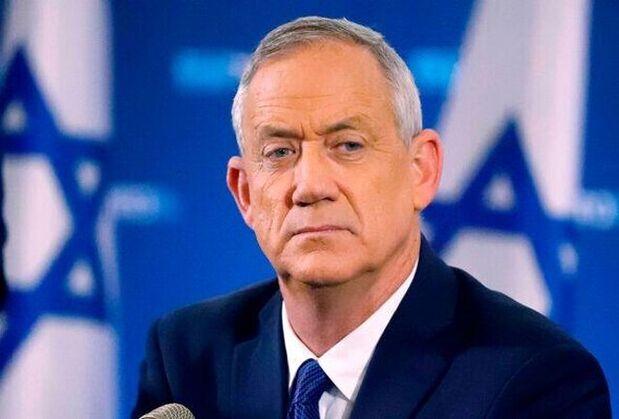 گانتز: با آمریکا در تشدید نظارت بر برنامه هستهای ایران همکاری میکنیم