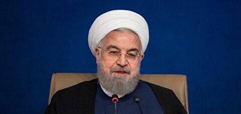 روحانی: از مردم عذرخواهی میکنیم/ برخی واقعیتها را برای حفظ وحدت ملی بیان نکردم + فیلم