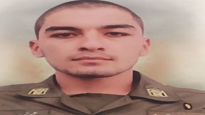 جزئیات و نحوه شهادت سرباز نیروی انتظامی اعلام شد/ سارقی که نمک خورد و نمکدان شکست+عکس
