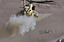کشته شدن 5 نفر در پی سقوط بالگرد در عراق