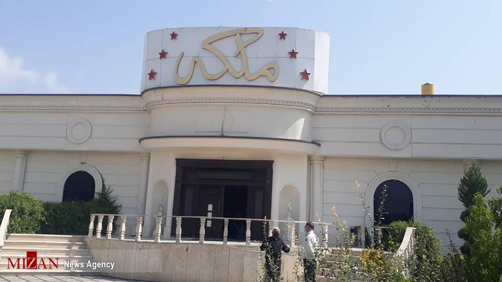 تخریب باغ تالار لوکس هزار متری با ورود دادستانی شهریار + فیلم