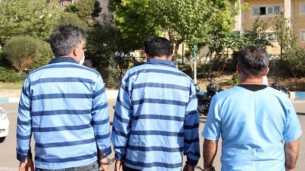 این ۳ مرد به تهرانیها مرگ میفروختند/ محموله شوم از ورامین تا کف تهران!