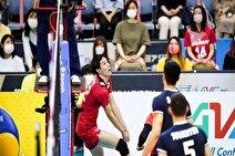 واکنش عجیب دختران ژاپنی به باخت تیم والیبال ژاپن به ایران