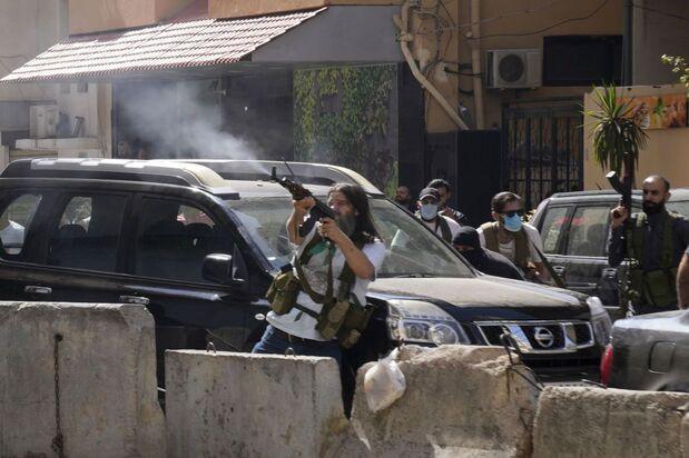 لحظات بحرانی در بیروت