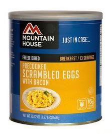 کنسرو تخم مرغ و گوشت خوک نمک سود به دلیل خوش طعم شدن گوشت خوک به آن کمی تخم مرغ اضافه می کنند.
